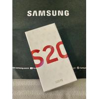 Samsung Galaxy S20 FE 8/256Gb Resmi SEIN Snapdragon Exynos 256 Gb