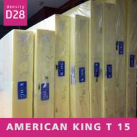 American T15 Kasur Busa King D28 [KHUSUS MALANG]