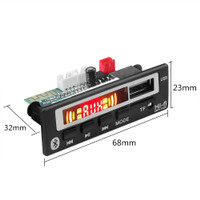Tape Audio Mobil Multifungsi MP3 Player Bluetooth Wireless 12V Kebidu
