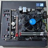 Mobo Gigabyte H110M Gaming 3 soket 1151