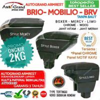 Console Box Armrest BRV Brio Mobilio Ignis Type 7 USB Port 7 Port LED