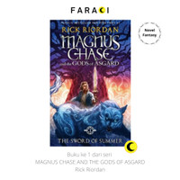 MAGNUS CHASE AND THE GODS OF ASGARD 1, THE SWORD OF SUMMER