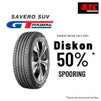 Ban Mobil GT Radial Savero SUV 215/65 R16