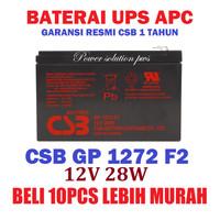 Baterai Battery Original Ups Apc asli ori GP1272 F2 12V 28W