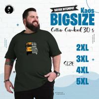Baju Big Size Pria Jumbo Oversize Plus 2xl 3xl 4xl 5xl 6xl Kaos Jumbo