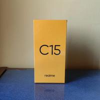 Realme C15 4/64 GB RAM 4GB ROM 64GB garansi resmi