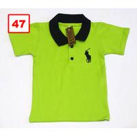 Polo Anak (6 th) Baju Berkualitas Harga Murah Langsung Dari Konveksi - A