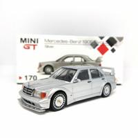 diecast mini gt minigt mercedes benz 190e evolution bkn hotwheels inno