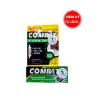 Paket Combo: Combat Ant Killer Bait & Strips