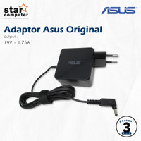 Adaptor Charger Laptop Asus X453 X453M X453MA X453S 19V 1.75A ORIGINAL