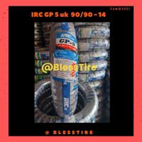 Ban Motor Matic / IRC GP 5 90/90 RING 14 Tubeless