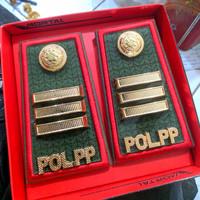 pangkat pdh satpol-pp/pol-pp 3c - Lis Merah