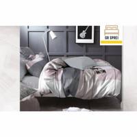 Sprei Katun Premium size 90x200*40cm