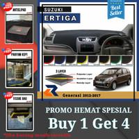 Alas cover dashboard mobil Suzuki Ertiga 2012-2017/ Cover dashboard