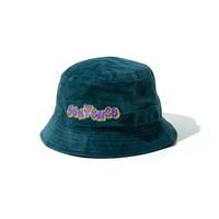 Sentence - Sentence Globe Bucket Hat - Green