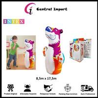 Intex Mainan anak sansak tinju - Balon Tinju - Samsak Tiger - 44669