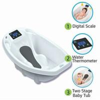 Aqua scale baby bath timbangan bayi digital bath tub bayi