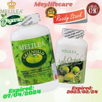 MELILEA Paket Diet & Detox 2 in 1 - Greenfield Melilea + Apple Orchard