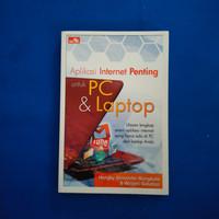 Buku Aplikasi Internet Penting Untuk PC Dan Laptop