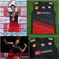 Baju Badminton Yonex Jepang Import Kento Momota dan Sonoda Kamura