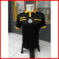Seragam Baju wasit Joma HITAM | costum referee sepakbola