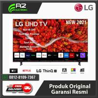 LG LED 65UP8000PTB SMART TV UHD 4K HDR REMOTE MAGIC 65 INCH 65UP8000