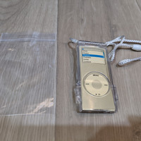 Ipod Nano 2nd Gen Crystal Case New old Stock