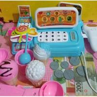LK 20 chas Register/ mainan kasir kasiran