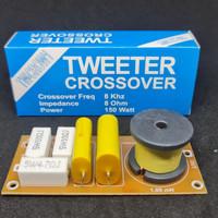 TWEETER CROSSOVER 1 Way Pasif