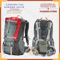 Tas Gunung Trekking Daypack 45L Condura Include Raincover