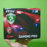 Paketan Itx : i5 6500t dan msi B150i gaming pro 1151