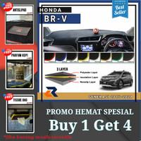 Alas cover dashboard mobil Honda BRV 2015-2021/ Cover dashboard mobil