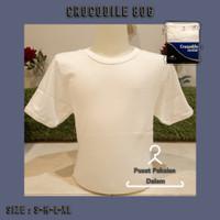 Kaos dalam anak CROCODILE JUNIOR | Baju oblong anak LAKI | t-shirt