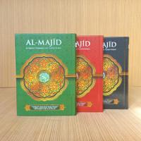 Alquran Tajwid Al-Majid Uk A5, Al-Quran Almajid Terjemah Tajwid
