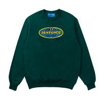 Sentence - Sentence Universe Sweatshirt - Dark Green
