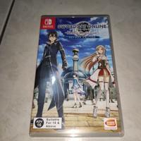 SAO Sword Art Online Hollow Realization Deluxe Edition Nintendo Switch