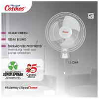 Cosmos Wall Fan - 12-CWF - 12CWF - Abu2