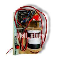 inverter pdc type platina baja widya 500W/inverter platina/power inver