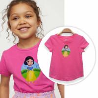 Baju Anak Perempuan Disney Princess Snow White Jumping Beans 2y 3y - 3y