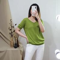 Atasan Baju Casual Wanita Premium - Jasmin Knit Top NWclothing