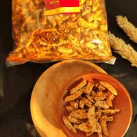 Basreng Premium Original Pedes Daun Jeruk Baso Goreng Pedas Isi 120gr