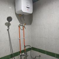 paket water heater Ariston 15 liter tanpa bobok siap pakai