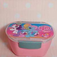 Lunch box my little pony / kotak makan anak karakter