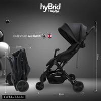 New Hybrid Cabi Sport / Stoller Kereta Dorong Bayi