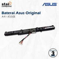 Baterai ORIGINAL Asus X550E X550Z X550ZE X550D X550DP X450J A41-X550E