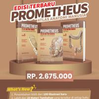 (NEW)(ORIGINAL) PROMETHEUS ATLAS ANATOMI MANUSIA EDISI 5 ISI 3 BUKU