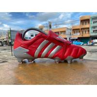 Soccer Adidas Predator Mania OG FG - Predator Red Metallic Silver