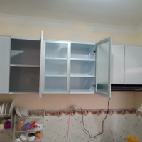kitchen set alumunium