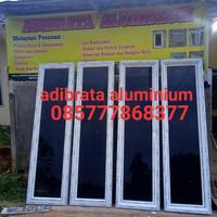 jendela aluminium 40x140/40x150