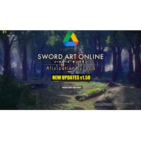 PC Games SAO Sword Art Online Alicization Lycoris Deluxe Edition
